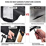 king do way Outdoor Patio Furniture Cover