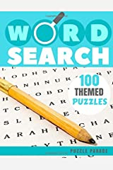 100 Word Search Puzzles: 100 Large Word Searches For Adults, Themed and Shaped (Word Search Puzzles For Adults) (Volume 1) Paperback