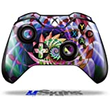 Harlequin Snail - Decal Style Skin fits Original Microsoft XBOX One Wireless Controller (CONTROLLER NOT INCLUDED) by uSkins