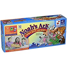 Noah's Ark Don't Rock the Boat table top balancing game for kids, children's educational board game - 30 pcs