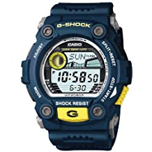 Casio G-7900-2Er Mens G-Shock Blue Digital Watch