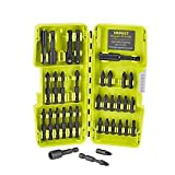 Ryobi 34 Piece Impact Rated Driving Bits with