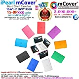 """mCover Hard Shell Case for 15.6"""" HP Envy X360"""