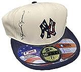 Mariano Rivera JSA Signed Yankees Baseball Hat