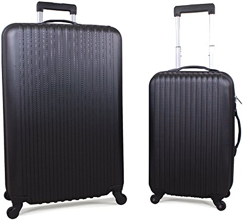 Luggage 20 Inch and 28 Inch 2 Piece Spinner S...