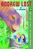 Andrew Lost #11: With the Dinosaurs (A Stepping Stone Book(TM))