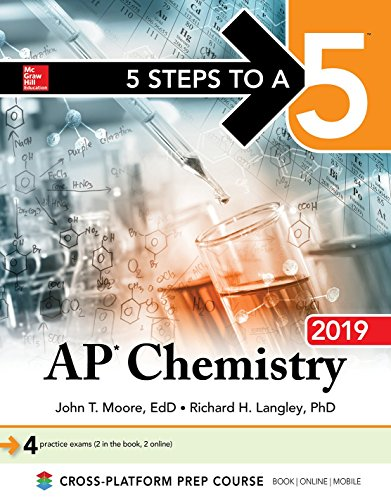 5 Steps to a 5: AP Chemistry 2018 cover