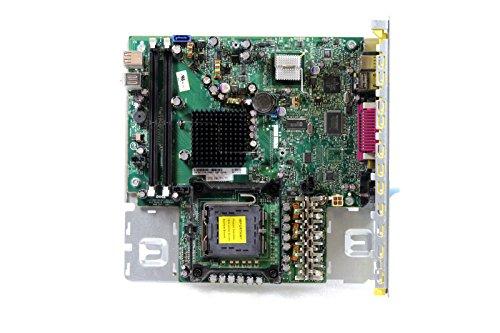 Genuine Dell PJ149 DF131 YH405 Optiplex GX620 Ultra Small Form Factor USFF Intel Q965 Express DDR2 SDRAM Motherboard Main board Logic Board Compatible Part Numbers: PJ149, DF131, YH405, MH415, U8811, JD961