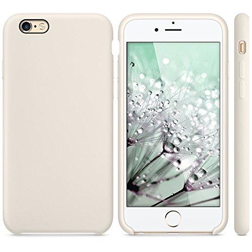 iPhone 6/6s Schutzhülle - VENTER® Silikon Schutzhülle für Apple iPhone 6/6s