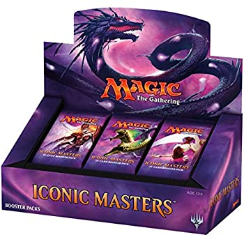 fe5616fa6c8d Amazon.com  Theros - Magic The Gathering Booster Box (MTG) (36 Packs ...