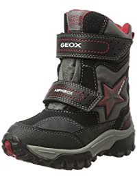 Geox Boy's J LT HIMALAYA B ABX A Snow Boots