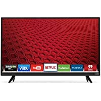 VIZIO E32h-C1 32-Inch 720p Smart LED TV (Certified Refurbished)
