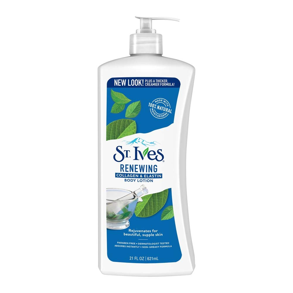 St. Ives Skin Renewing Collagen Elastin Body Lotion