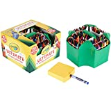 Crayola Ultimate Crayon Collection, 152 Pieces, Coloring Supplies, Styles May Vary, Gift