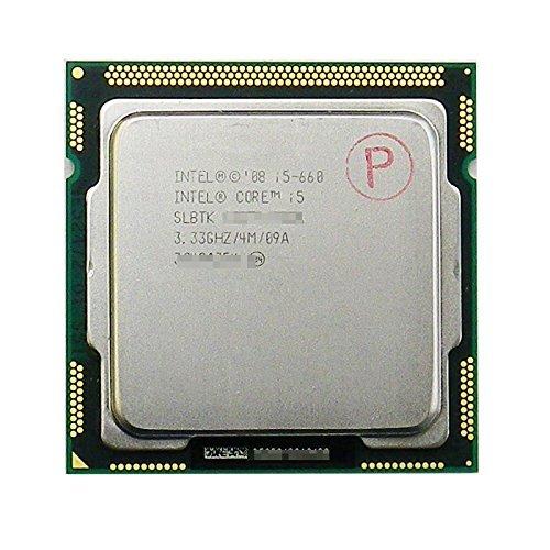 Intel Core I5-660 3.33ghz Processor CPU Renewed SLBTK Lga 1156