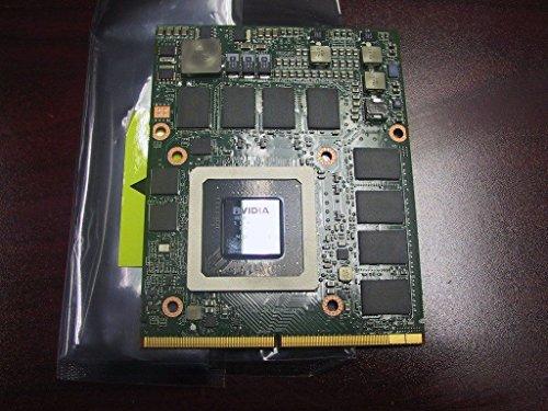 nVidia Quadro FX 2800M N10E-GLM-B2 DDR3 1GB MXM B 3.0 VGA Video Card (Vga Nvidia Quadro)