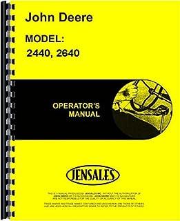 51y 1 S%2B5TL._AC_UL320_SR262320_ john deere shop manual jd 202 models 2510, 2520, 2040, 2240, 2440