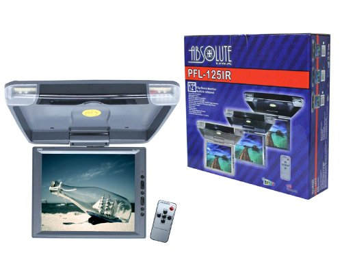 Absolute USA PFL125IRG Overhead Flip Down System (Grey)