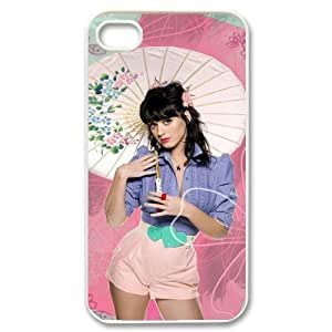 Katy Perry Diy Iphone 4/4s hard Case,customized case