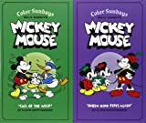 Image of Walt Disney's Mickey Mouse Color Sundays Gift Box Set (Vol. Vols. 1 & 2)  (Walt Disney's Mickey Mouse)