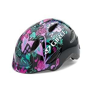 Giro Scamp Helmet - Kid's Black Floral Small
