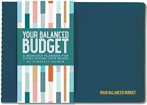 Your Balanced Budget (Monthly Planner) cover