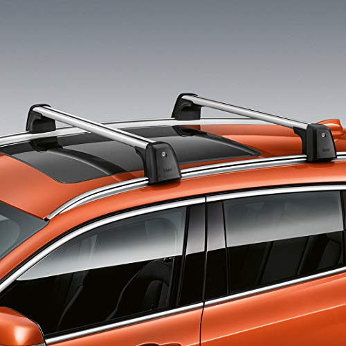 Price comparison product image BMW 82710415052 Roof Rack for E61 5 Series Sports Wagon with Roof Rails