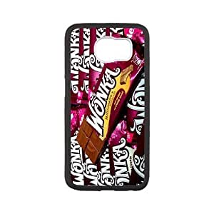 James-Bagg Phone case Wonka Bar Protective Case For Samsung Galaxy S6 Style-13