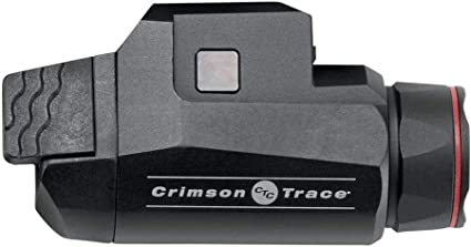 420 Lumens Crimson Trace CMR-208 Rail Master Universal Tactical Light Black