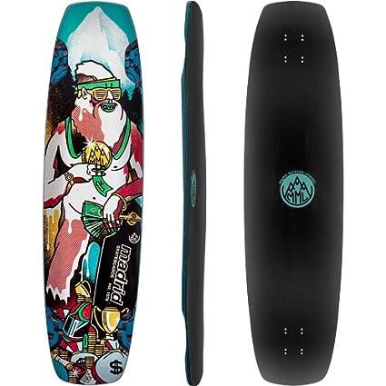 Amazon.com: Madrid Yeti – Tabla de longboard con cinta de ...