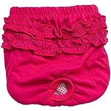 YJYdada Hot Cute Pet Dog Panty Brief Bitch In Season Sanitary Pants For Girl Female