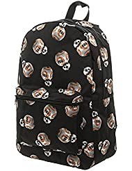 Star Wars Bb8 Subliminated Backpack Accessory