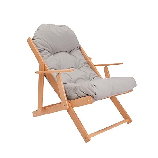 Amazon.com: Recliners Folding chair Lunch break lounge chair ...