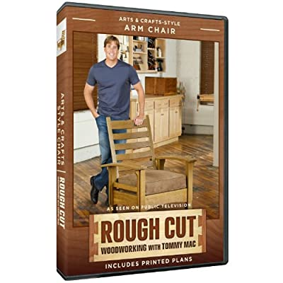 Rough Cut Season 2: Woodworking with Tommy Mac: Arts & Crafts-Style Arm Chair by PBS