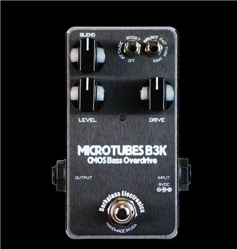 Darkglass Electronics DAR-MTB3K Bass Distortion Effects Pedal by Darkglass Electronics