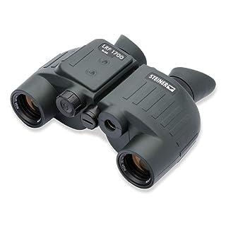 Steiner 2315 LRF 1700 Laser Rangefinding Binoculars, Black