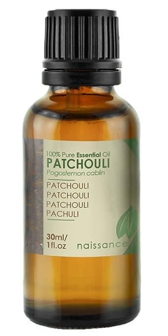 18 opinioni per Naissance Olio di Patchouli- Olio Essenziale Puro al 100%- 30ml