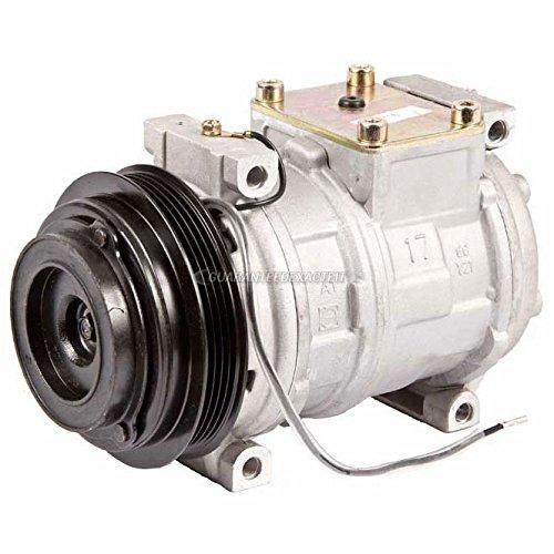 AC Compressor & A/C Clutch For Jaguar Vanden Plas XJ6 XJR - BuyAutoParts 60-01417NA NEW