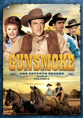 Gunsmoke: Seventh Season Two [DVD] [Region 1] [US Import] [NTSC]