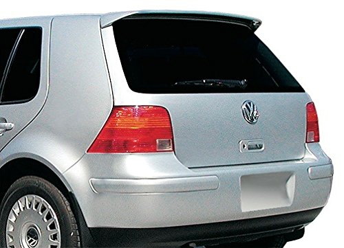 JSP 339185 Volkswagen Golf GTI R32 Rear Spoiler Primed 1999-2005 Factory Style (Gray Primer)) (Style Frp Hood)