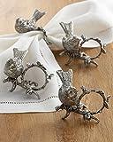 Song Bird Napkin Rings