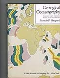 Geological Oceanography, Shepard, Francis P., 0844810649