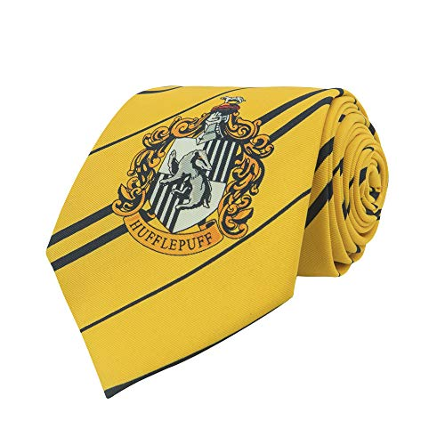 Harry Potter Tie - Official Necktie with True Harry Potter Colors - by Cinereplicas ()