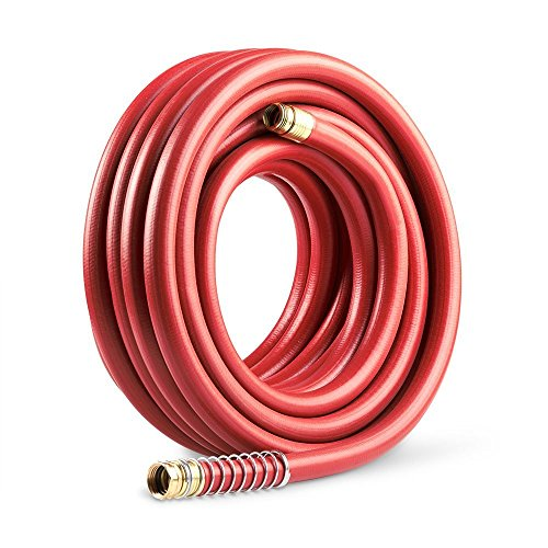 Gilmour 8840501-1001 Pro Commercial Hose 3/4 inch x 50 feet, Red