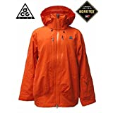 NIKE ACG Gore-tex Performance Shell Jacket Orange Mens Snowboard Mountainwear Ski All Sizes