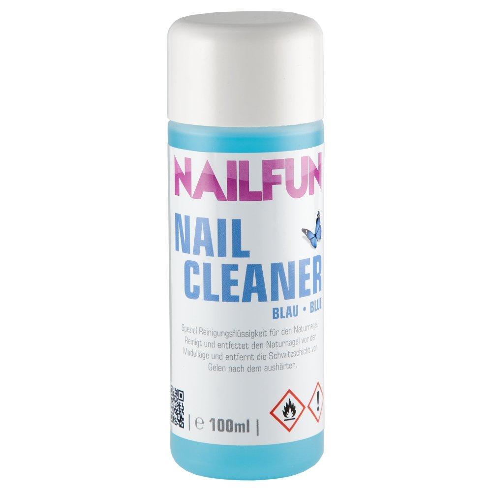 cleaner para uñas