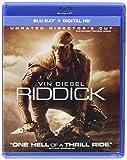 Riddick (Blu-ray with DIGITAL HD + Warcraft Fandango Cash)