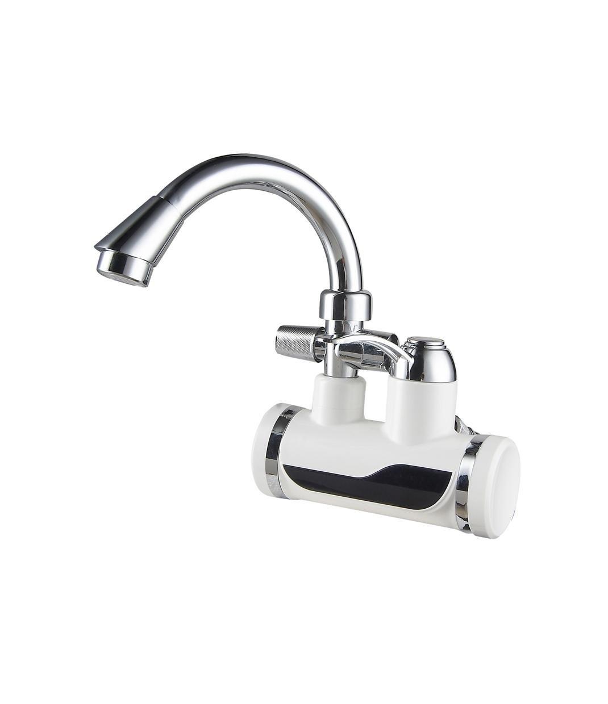 Grifos de agua caliente instantánea Grifos eléctricos sin tanque Calentador de agua eléctrico Calentador de agua Grifo de cocina Calentador de agua doble ...