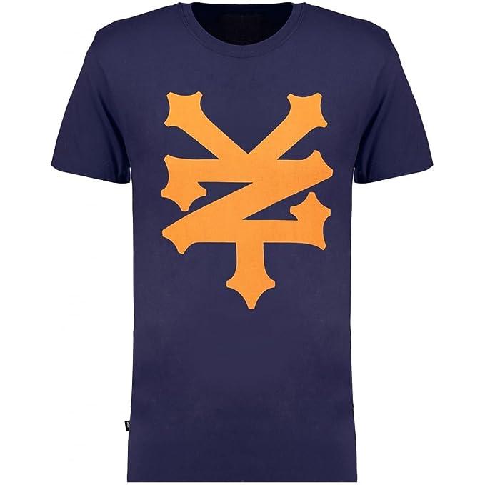 Zoo York - Camiseta - para Hombre Azul Azul Marino: Amazon.es: Ropa y accesorios