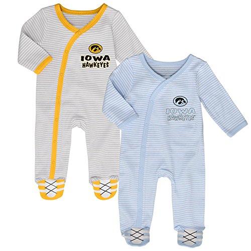 NCAA by Outerstuff NCAA Iowa Hawkeyes Newborn